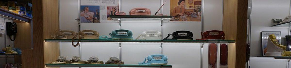 JKL MUSEUM OF TELEPHONY